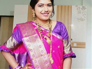 Sexy Gauri in saree part 2
