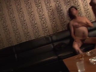 Real Japanese swingers club amateur sex party Subtitles