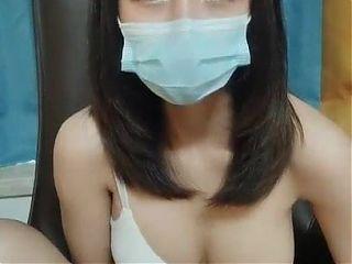 Chinese-Japanese mixed-race beauty: Shimizu Mina 2